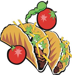 50% OFF Sale Mexican Fiesta Clipart Cinco De Mayo Taco by.