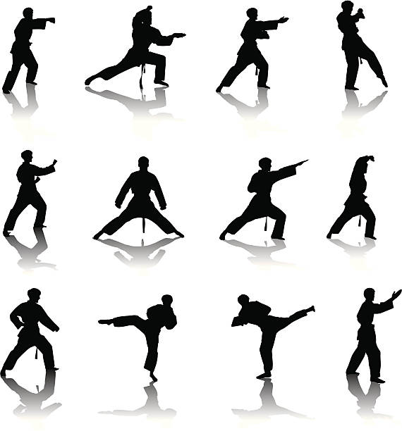 Taebo Clip Art, Vector Images & Illustrations.