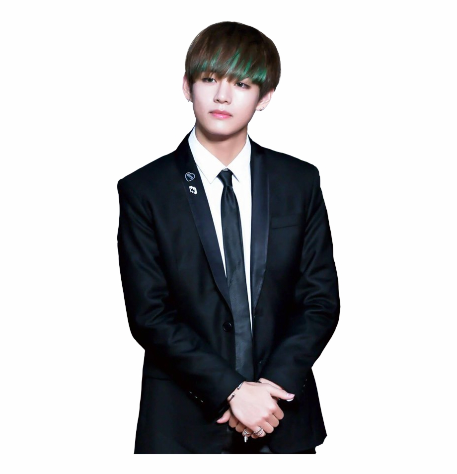 Taehyung Suit , Png Download.