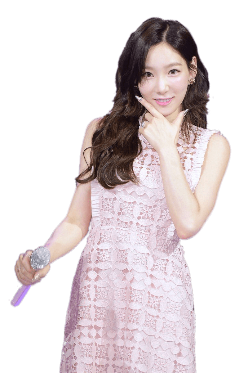 Download Free png girls generation taeyeon on stage.