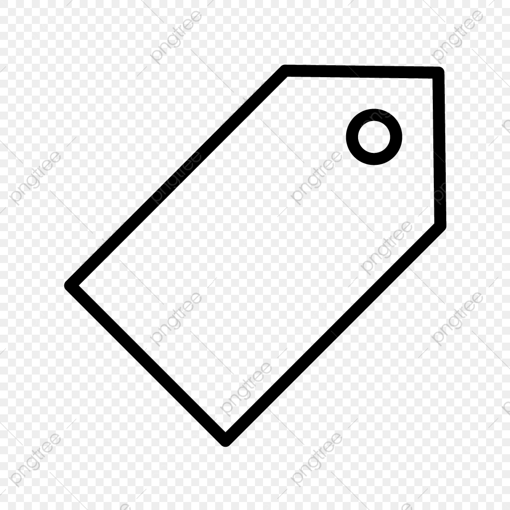 Vector Tag Icon, Price, Sale, Shopping PNG and Vector with.