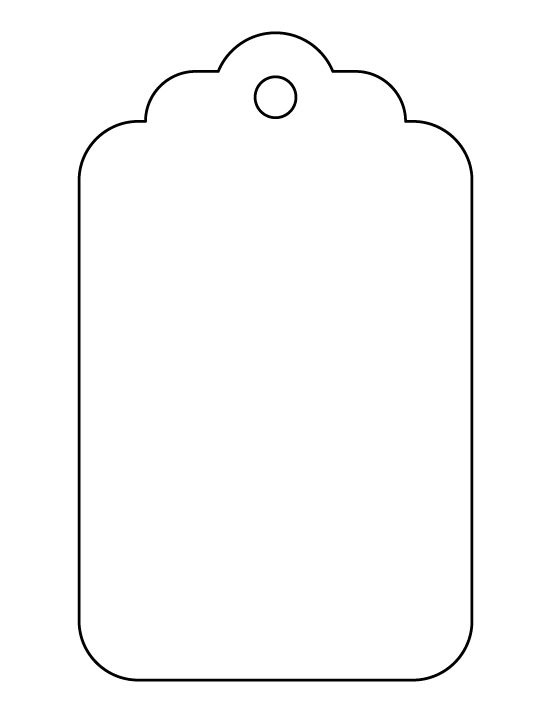 Free Gift Tag Template Png, Download Free Clip Art, Free.