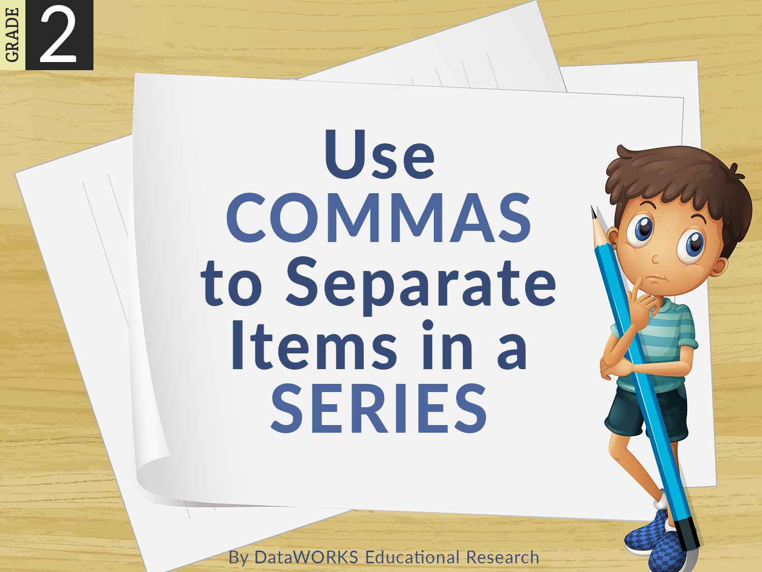 Lessons tagged with punctuation.