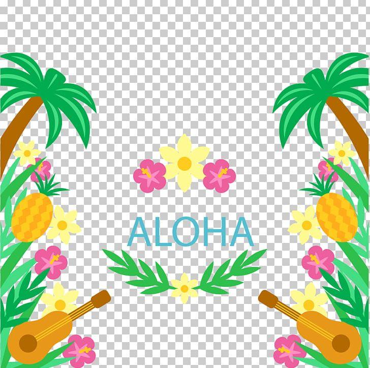 Hawaiian Tahiti Ukulele Luau PNG, Clipart, Area, Artwork.