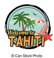 Tahiti Illustrations and Clip Art. 710 Tahiti royalty free.