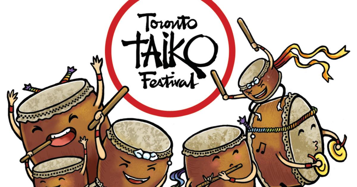 2017 Toronto Taiko Festival.