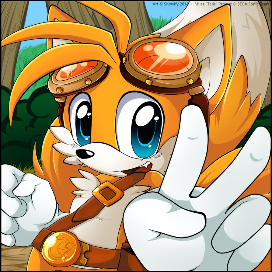 SONIC BOOM: Tails by Snowify on DeviantArt.