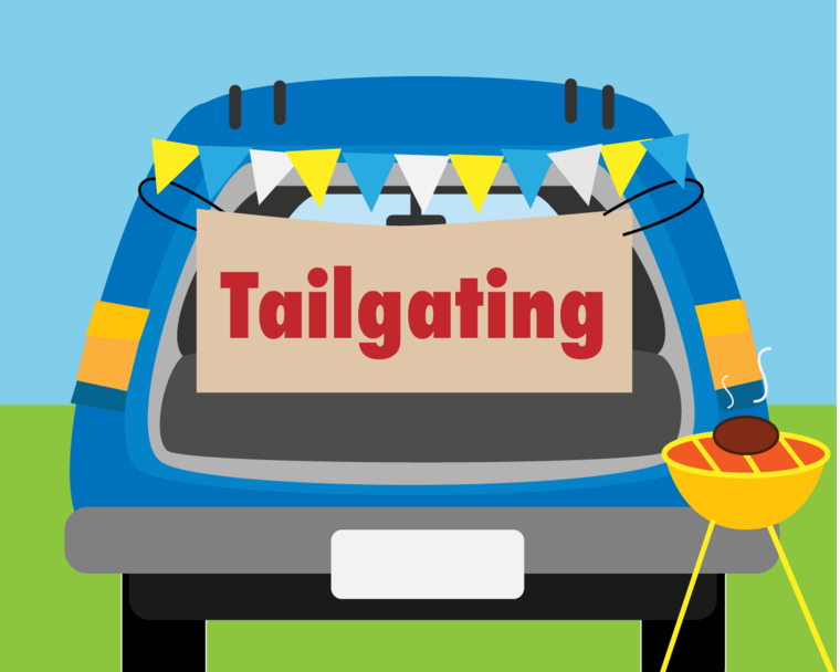 Tailgating clipart 1 » Clipart Station.