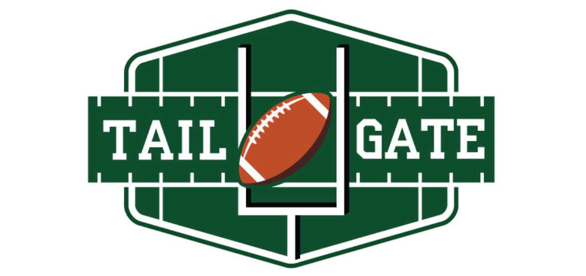Collection of Tailgate clipart.