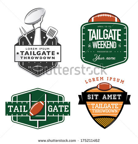 Tailgating Stock Images, Royalty.