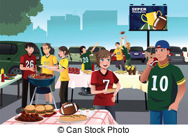 Tailgating Illustrations and Clipart. 150 Tailgating royalty free.