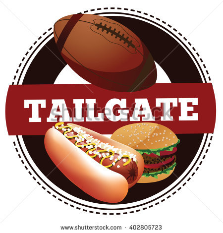 Tailgate Party Stock Images, Royalty.
