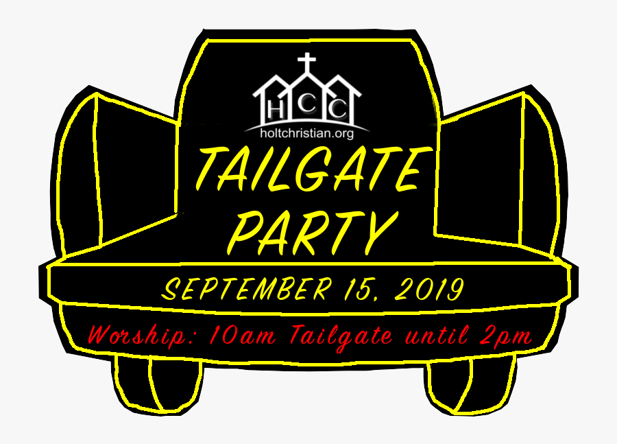 Hcc 2019 Tailgate Party , Free Transparent Clipart.