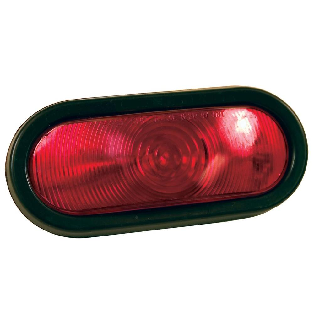 Blazer International Warning Light 6.