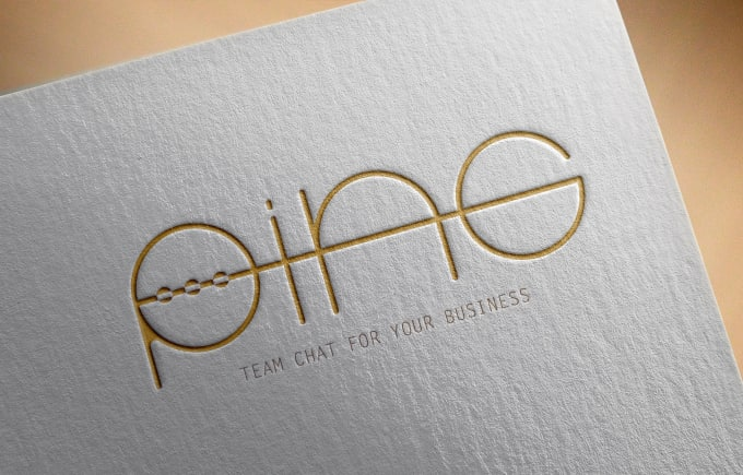 professional tailor made logo.