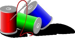 Thread Rolls Clip Art at Clker.com.