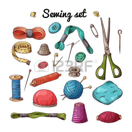2,309 Tailor Vector Stock Vector Illustration And Royalty Free.