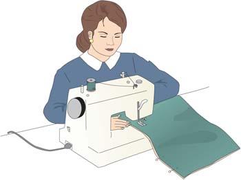 Tailor Clip Art, Vector Tailor.