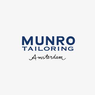 About Munro Tailoring.
