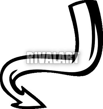 Devil Tail Clipart.