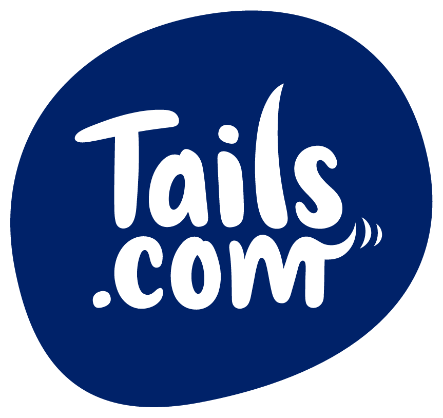 New Logo for Tails.com.