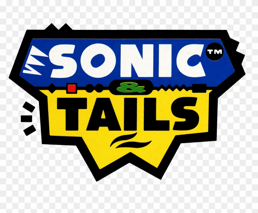 Sonic & Tails Logo 1.