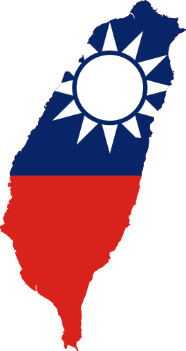 File:Flag map of Taiwan (ROC).svg.