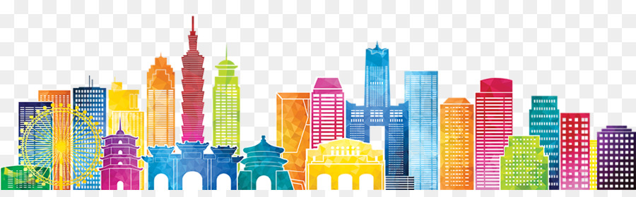 Skyline City png download.