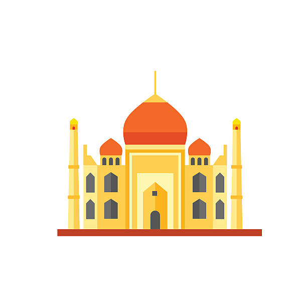 The best free Taj mahal vector images. Download from 37 free.