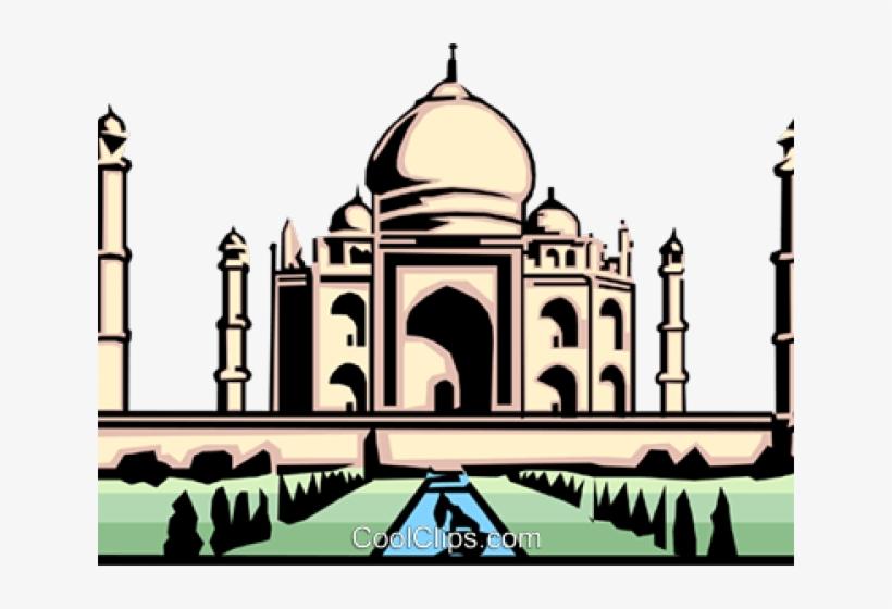 Taj Mahal Clipart Png.