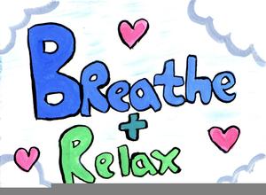 Free Clipart Deep Breath.