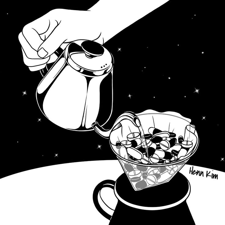 Take a look at Henn Kim's deep minded art.
