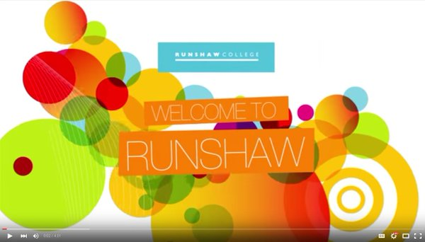 "Runshaw College on Twitter: ""Missed our Open Evenings? Take a look."