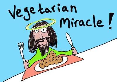 Veggie Miracle.
