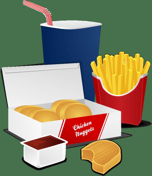 Takeaway food clipart 2 » Clipart Portal.