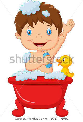 Take A Bath Stock Photos, Royalty.