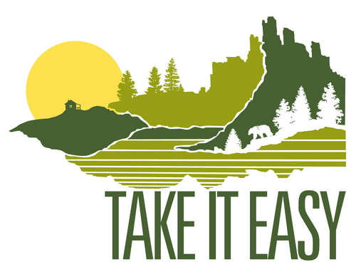 Take It Easy print by Brainstorm.