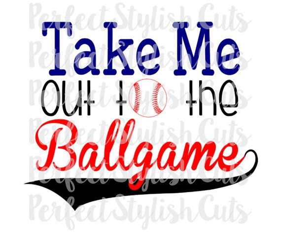 Download Free png Take Me Out To The Ballgame S.