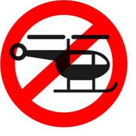 Petition Citizens Against Helicopter tours landing and taking off.