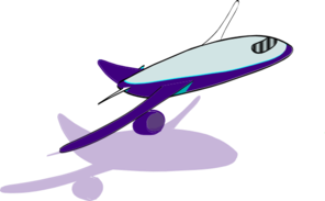 Airplane Taking Off Clip Art at Clker.com.