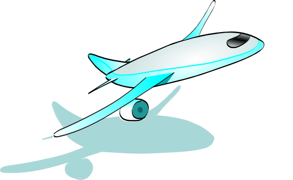 Plane Taking Off Clip Art at Clker.com.