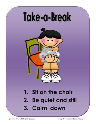 Take A Break Clipart.