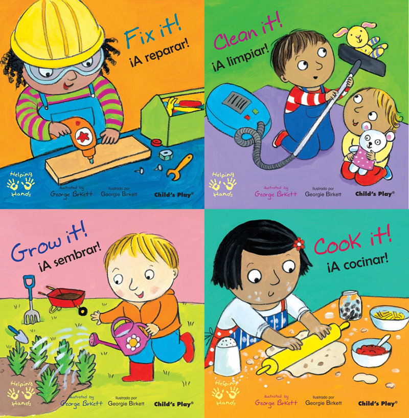 Books for Your Company\'s Bring Your Child to Work Day.