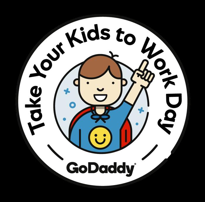 GoDaddy Celebrates \'Take Your Kids To Work Day\' with.