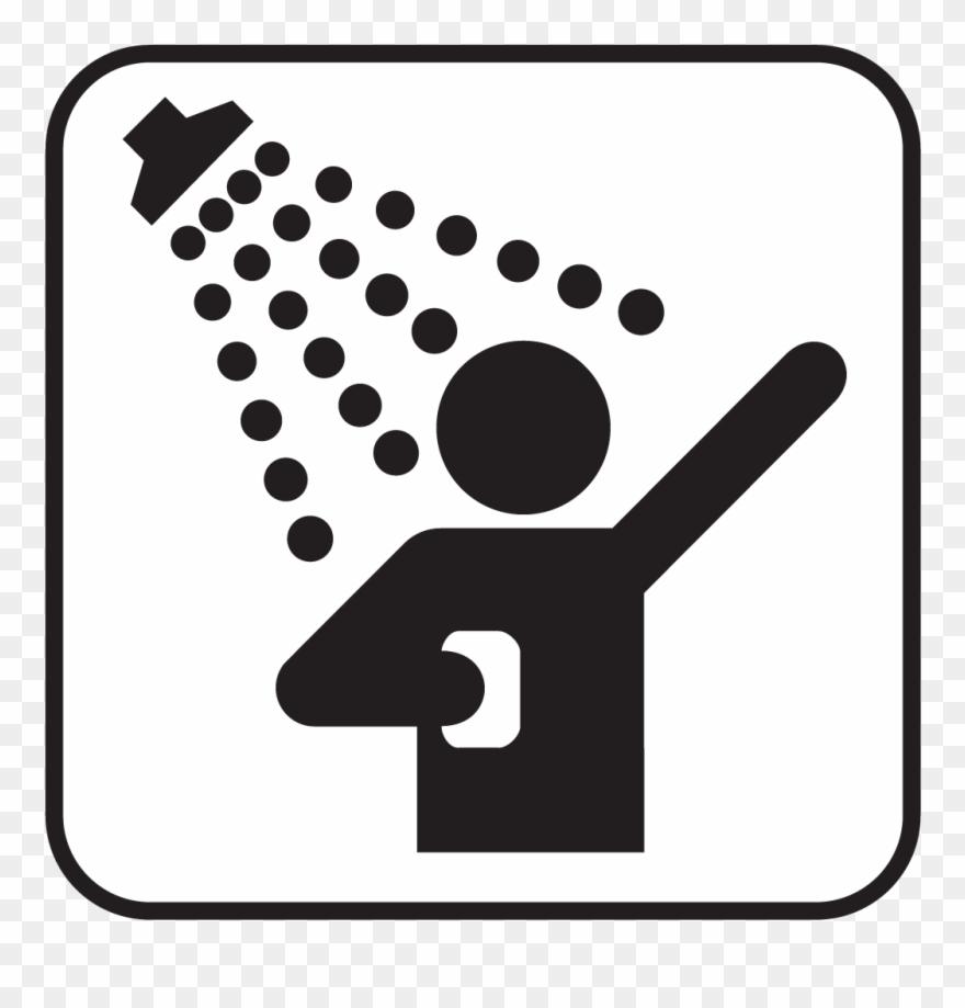 Shower Bathroom Bathtub Clip Art.