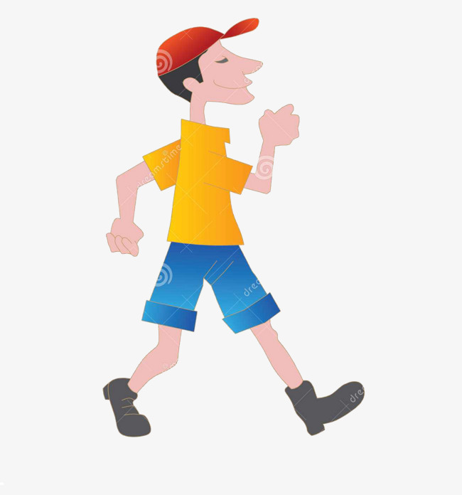 Boy Take A Walk Png & Free Boy Take A Walk.png Transparent.