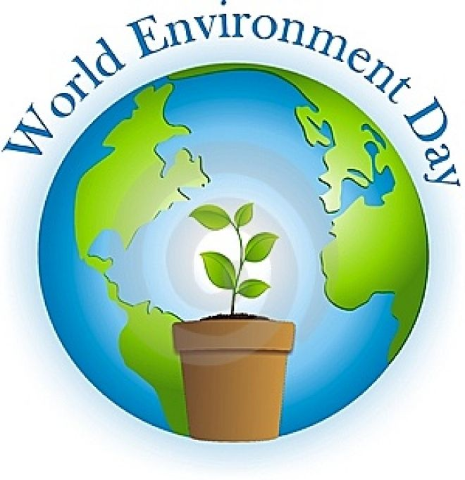 World Environment DayLet\'s Pledge To Take Care Of Our.