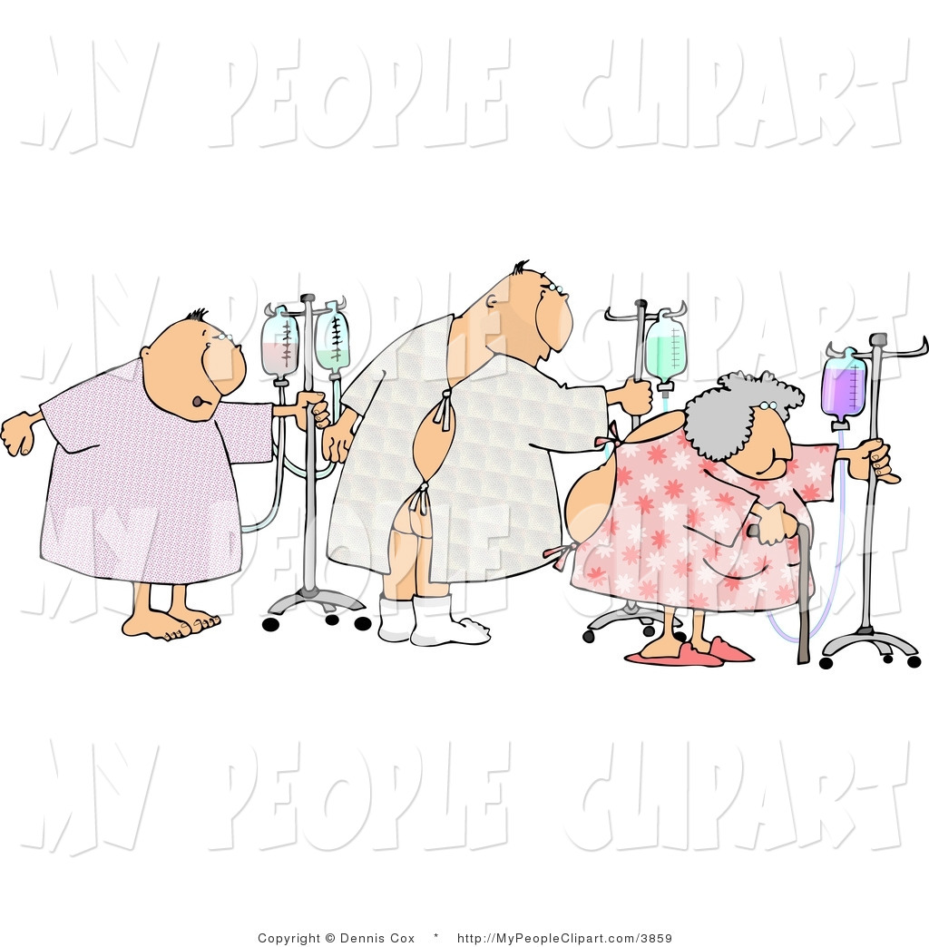 Royalty Free Medical Care Stock People Designs.