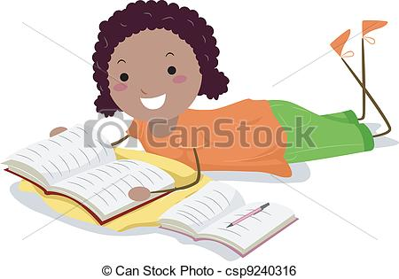 Note taking Clipart Vector and Illustration. 404 Note taking clip.