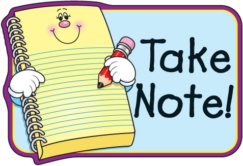 taking notes student clipart - Clipground